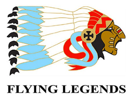 flying legends logo