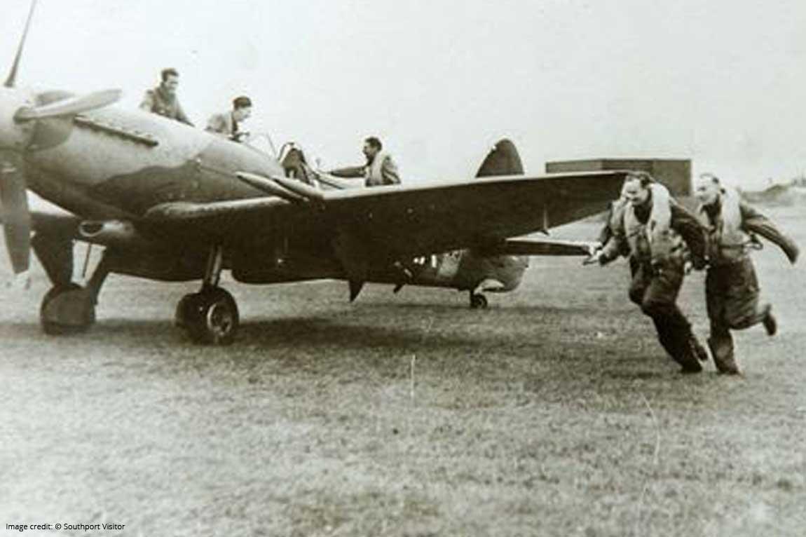 Polish Squadrons scramble at RAF Woodvale