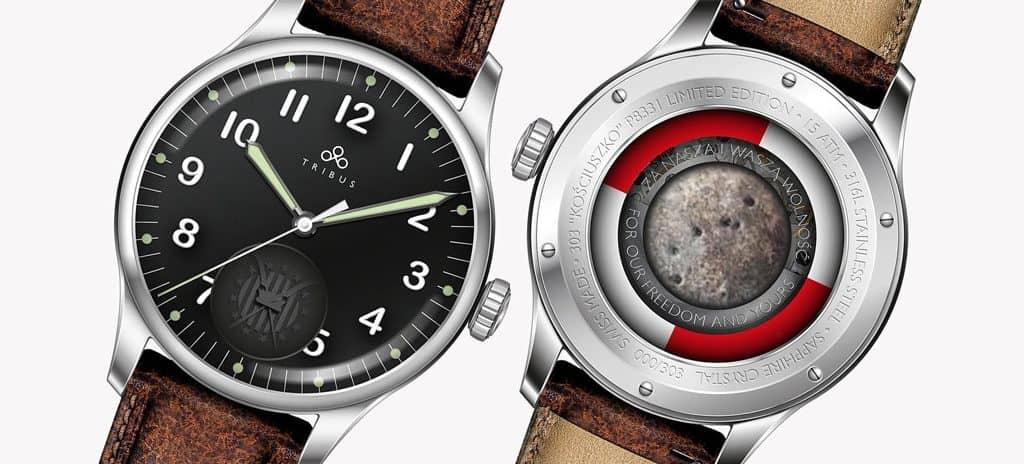 TRI 05 303 Squadron P8331 Limited Edition Tribus Watche