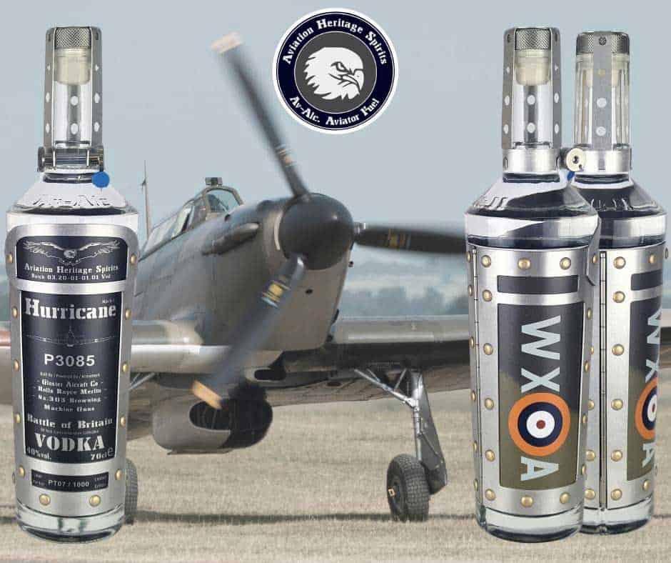 Aviation Heritage Spirits